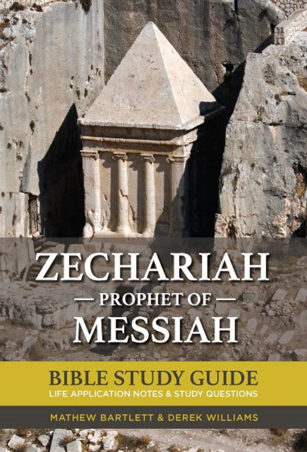 Zechariah Prophet of Messiah