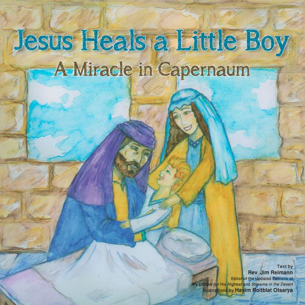 Jesus Heals a Little Boy