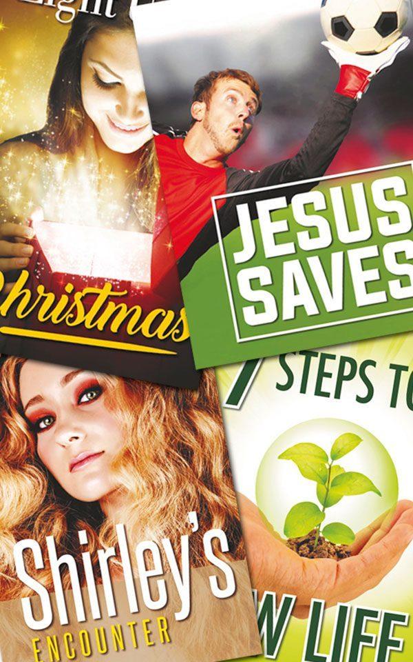 Evangelistic Gospel Tracts