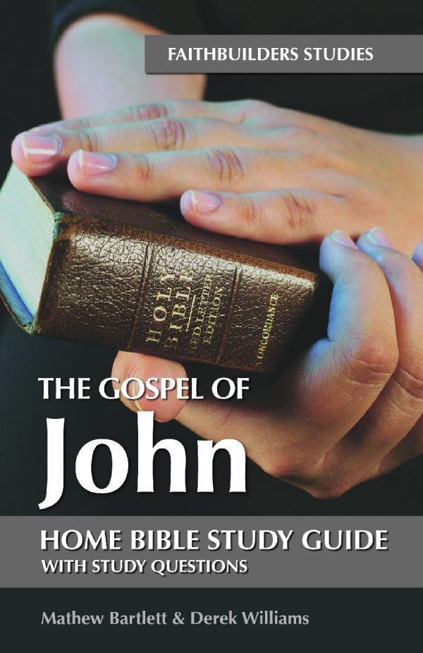 Bible study in John
