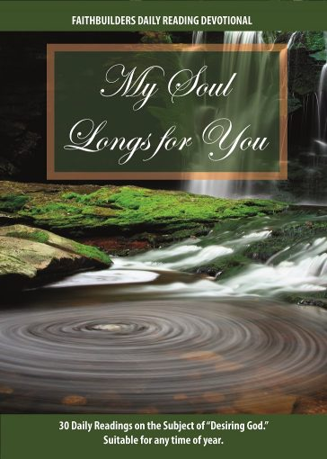 Psalm 42: My God, I Thirst for You