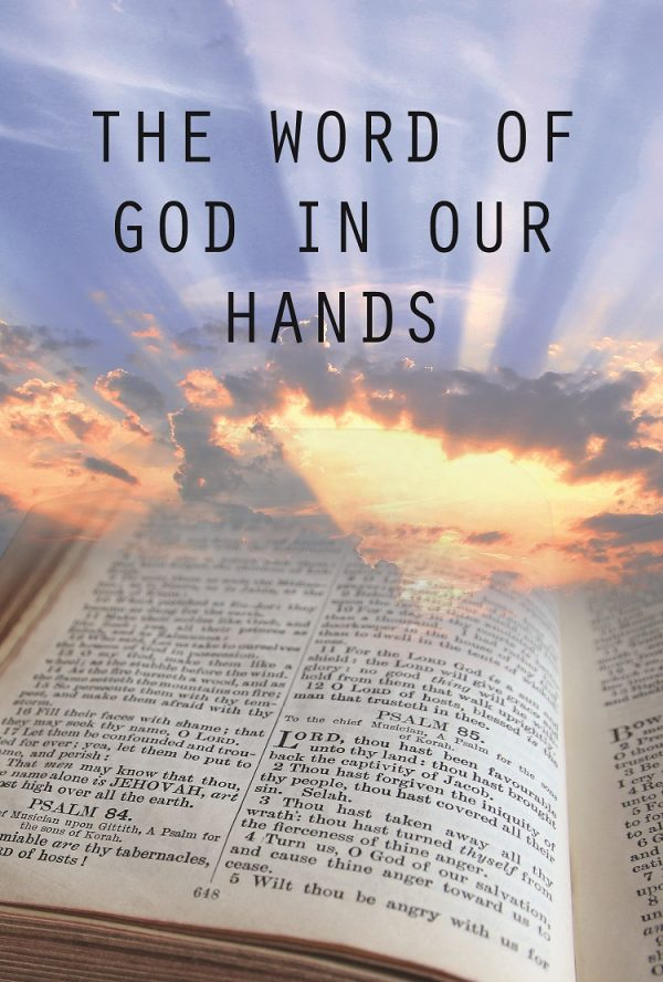 The Bible in Your Hands